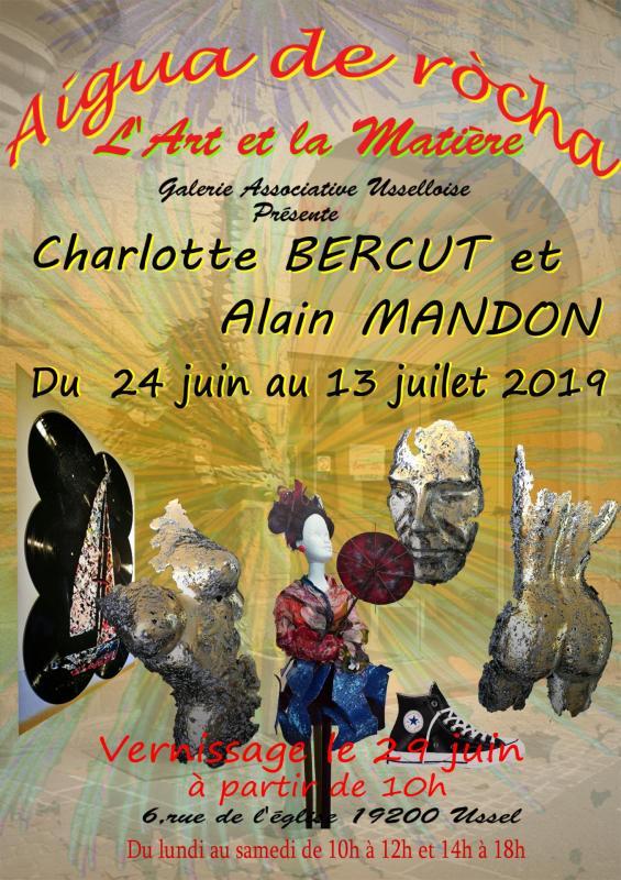 Alain mandon et charlotte bercut 2019 copie